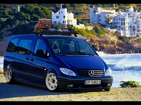 virtual tuning mercedes vito 135 youtube. Black Bedroom Furniture Sets. Home Design Ideas
