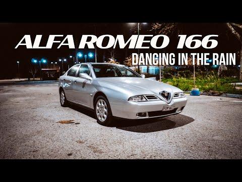 Alfa Romeo 166 - Dancing In The Rain (4K)
