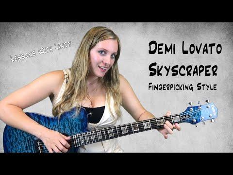 Demi Lovato Skyscraper With Guitar Chords Mp3 Download Free