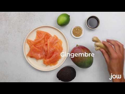recette-salade-saumon-mangue-avocat