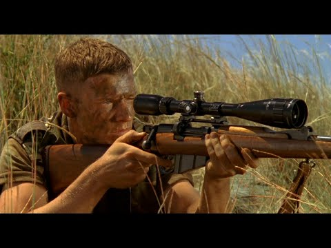 【映画】SNIPER RIFLE【Shooting&Reloading】