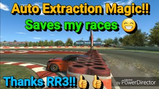 Real Racing 3... now with auto-extraction!!