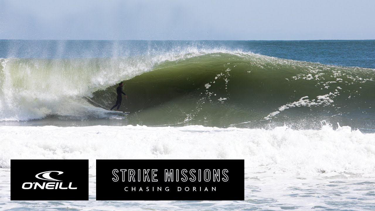 Strike Missions: Chasing Dorian | O'Neill