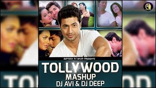 Tollywood Mashup (2K15 Love Mashup) By  Dj Avi & Dj Deep | VDJ SI Shipon HD