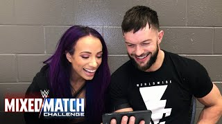 Finn Bálor & Sasha Banks respond to an extraordinary message a Special Olympian