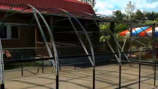 Видео инструкция по сборке теплицы Киновская(, 2015-05-08T10:30:05.000Z)