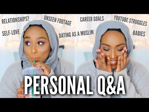 MY RELATIONSHIP STATUS, MY REAL NAME, DATING & CAREER/LIFE GOALS .. Q & A | Aysha Abdul