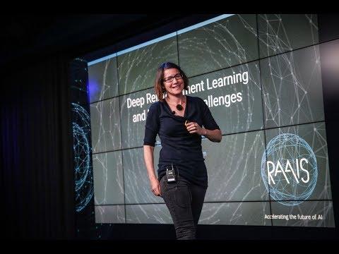 RAAIS 2017 - Raia Hadsell, Senior Research Scientist at DeepMind