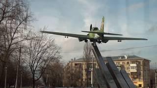 Город-фронт Воронеж:  памятники Великой Отечественной войны