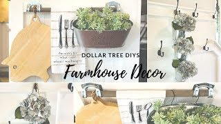 DOLLAR TREE DIY FARMHOUSE DECO…