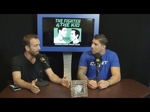 The Fighter and The Kid - Brendan and Bryan convert to Scientology, Schaub's heavyweight admission