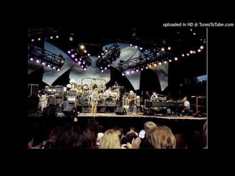 Grateful Dead Tuesday August 13, 1991 Cal Expo Sacramento, CA