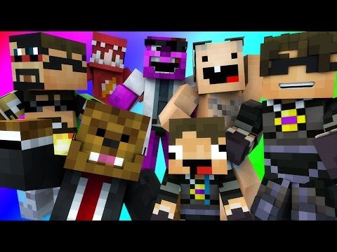 CREATING THE ULTIMATE YOUTUBER   Minecraft Do Not Laugh
