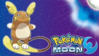 Pokemon: Moon - Alolan Raichu!