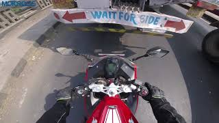 Does the TVS Apache RR310 heat up in traffic conditions in India? D...