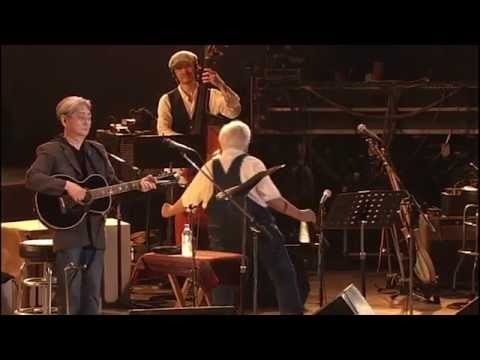 "Van Dyke Parks sings ""The Four Mills Brothers"" at Haruomi Hosono tribute"