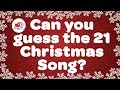 Guess the Christmas Songs | Merry Christmas