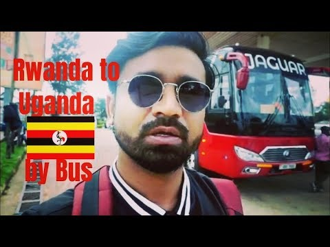 To UGANDA 🇺🇬 from Rwanda by Bus | Visit East Africa