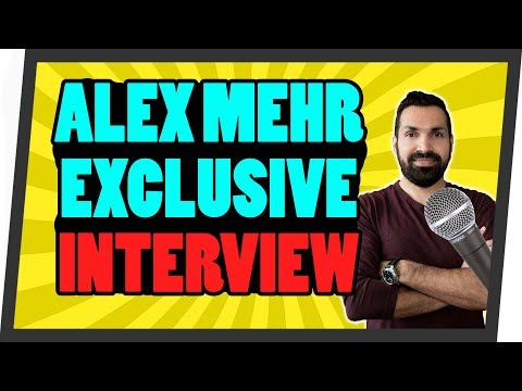 Alex Mehr Mentorbox - The Alex Engine Talks About How To Become A MILLIONAIRE Online 💲💲💲