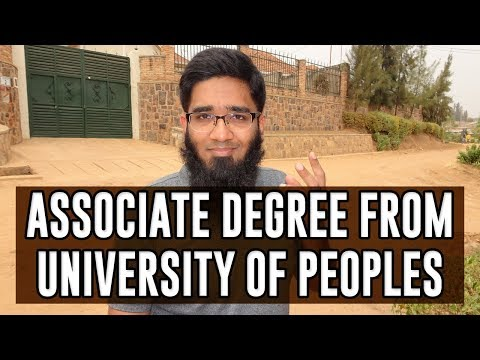 Associate Degree from University of Peoples Vs Ashworth College and Penn Foster College ?