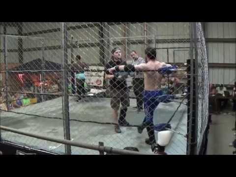 Jeff X Vs. Jordan Kingsley AIWF World Cruiserweight Championship; 8182018