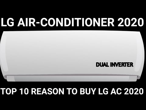 LG AIR-CONDITIONER 2020. TOP 10 REASON TO BUY LG AC IN 2020. AC BUYING GUIDE IN HINDI.