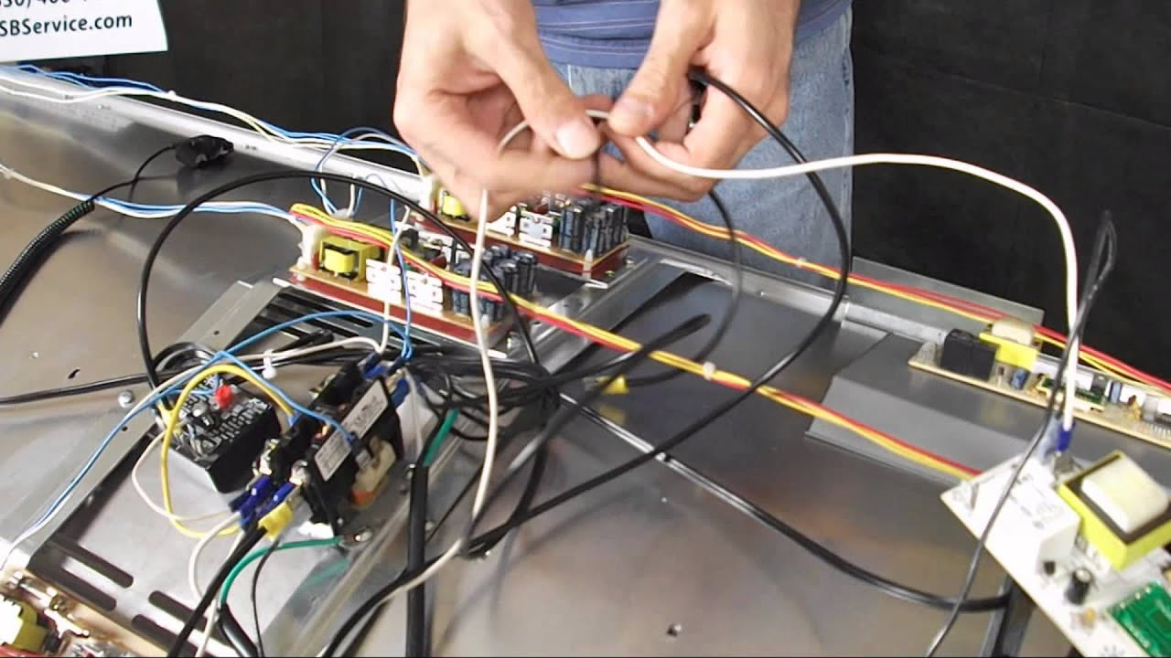 small resolution of converting from a 4 wire timer to a 3 wire timer on an esb tanning bed