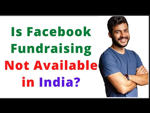Facebook Fundraising Countries | Fb Fundraising Not Available In India