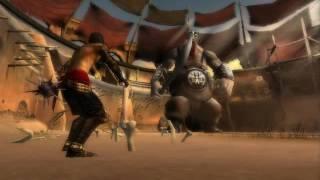 прохождения игры  Prince of Persia два трона арена