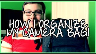 How I Organize my Camera Bag! Thumbnail