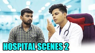Hospital Scenes Pt-2 | Comedy Video | Azhar N Ali