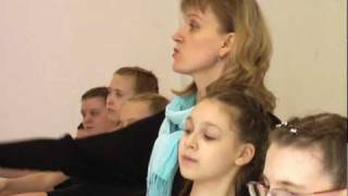 Основы классического танца. Светлана Рожкова.
