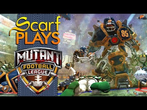 Absolutely Killing It - ScarfPLAYS Mutant Football League