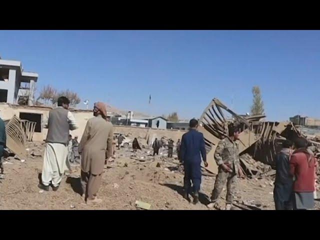 Afghanistan car bomb kills 13, injures more than 100
