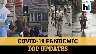 Covid update: India's 10 lakh gap; New Zealand polls under cloud; WB lockdown