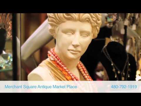 Merchant Square Antique Market Place