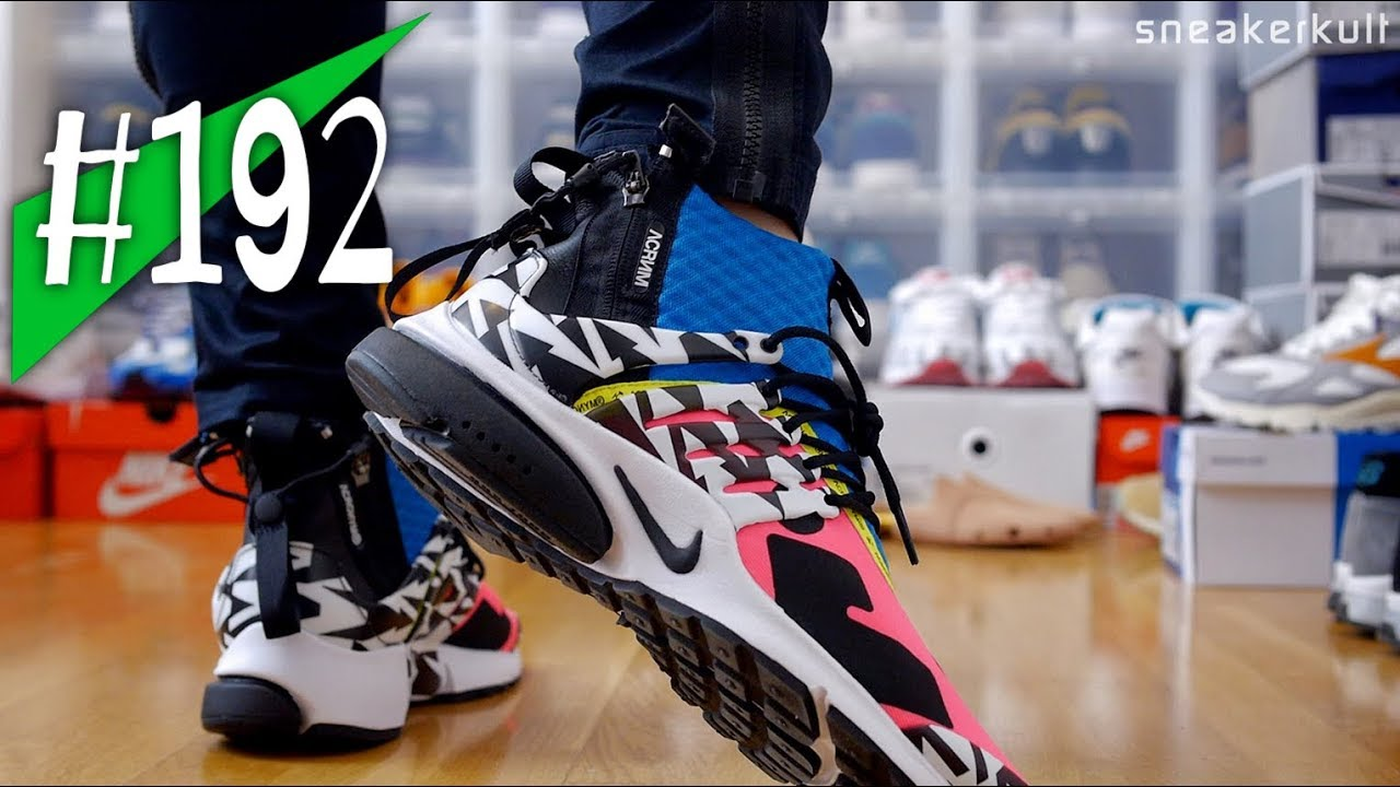 on sale 9fe6a 925ff 192 - ACRONYM x NIKE AIR PRESTO MID UTILITY - Reviewon feet - sneakerkult