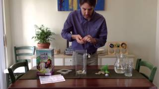 How To Assemble Your My Fun Fish Cleaning Tank