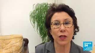 """Leila Rhiwi: """"Onu-Femmes veut faire progresser le leadership féminin"""" #Actuelles"""
