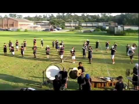 Holy Cross Tiger Band, New Orleans, La. 2010-2011 Video Yearbook