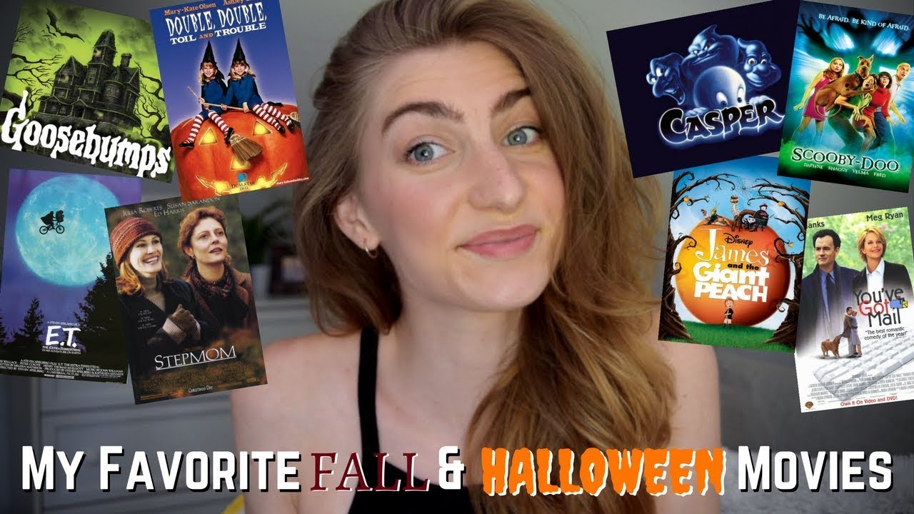 my favorite fall halloween movies