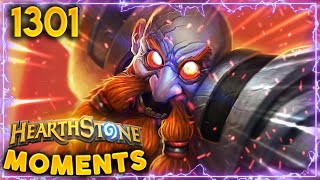 If You Unironically Play This Card YOU DESERVE TO GET PUNISHED | Hearthstone Daily Moments Ep.1301