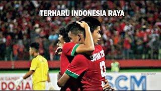 Rendy Juliansyah, Menangis Mendengar Indonesia Raya