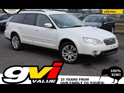 2006 subaru legacy outback 3 0r sport wagon 3000cc h6. Black Bedroom Furniture Sets. Home Design Ideas