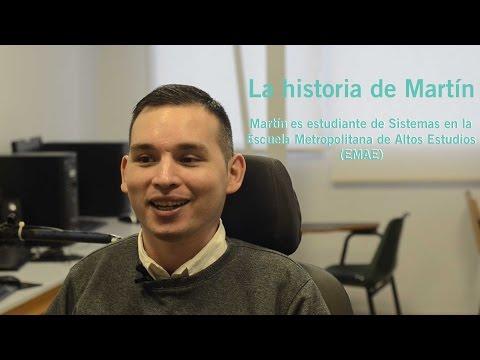 Martín Jaime- Estudiante del EMAE ( Escuela Metropolitana de Altos Estudios)