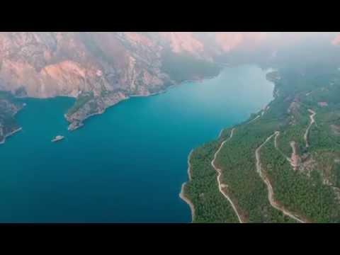 Oymapınar Barajı, Manavgat,
