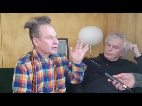 Sir Simon Rattle und Peter Sellars im Interview mit Holger Marks