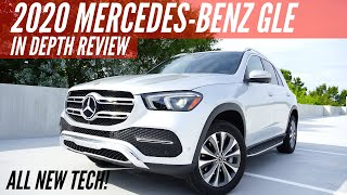The NEW 2020 Mercedes Benz GLE is the BEST luxury SUV - Here