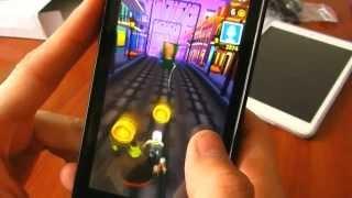 Смартфон Lenovo A820. Сравнение с iPad mini. Распаковка. Мини обзор, тест игр.