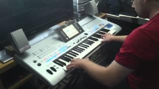 Enya Adiemus Played On Yamaha Tyros 4.mp3